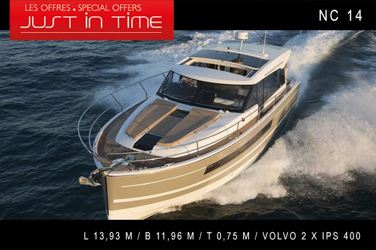 Jeanneau NC 14 Special Offer